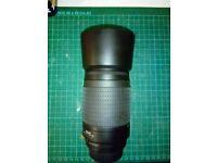 Nikon AF 70-300/4.0-5.6 G Black Nikkor Lens (not compatible with D40/D40x/D60/D5000)
