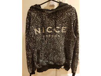 NICCE MEN'S HOODIE FOR SALE SIZE SMALL