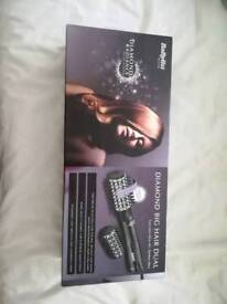 Babyliss diamond big hair dual dryer