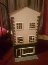 Large dolls house shop