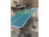 Table tennis set for child
