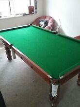 Slate pool table - URGENT sale Elwood Port Phillip Preview