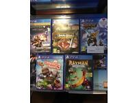 Ps4 with games... like new