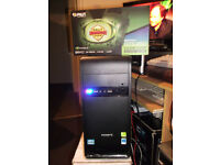 Intel Core i3 2120 3.3ghz Gaming PC