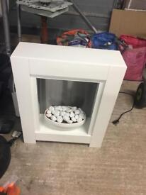 Small Electric Fire