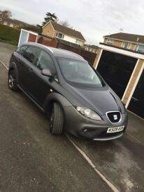 Seat Altea Freetrack 4WD exellent familly car 2.0tfsi 200bhp