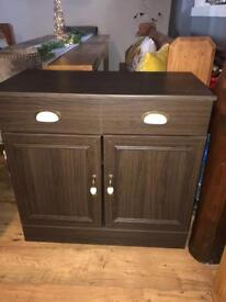 Wood Affect TV Cabinet and Sideboard Cabinet RRP £200 Each SELLING CHEAP