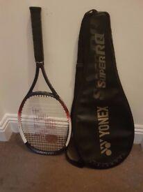Super raq-300 tennis racket