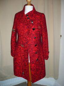 Beautiful long style Joe Browns coat