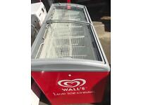 //(%)\ COMMERCIAL AHT ICE CREAM CHEST FREEZER INCLUDES 6 MONTHS GUARANTEE