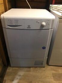 Condensed tumble dryer