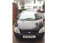 Hyundai Getz 1.3 GSI MOT until 26/04/18