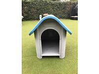 Dog or cat kennel house