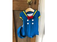 Donald duck baby outfit, Disney - brand new!!