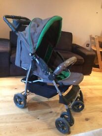 Osann Pushchair with one hand operation