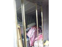 3X GLASS SLIDING DOORS