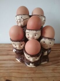Novelty Monks egg holder