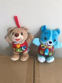 Vtech little singing bears