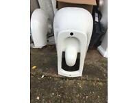 Sottini wall hun toilet brand new soft closing seat cost £569 take £75 have 3 off this is for 1