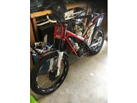 Gas gas 280 racing trials bike (not beta Sherco montessa )