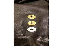 Mulberry bag. 100% genuine leather satchel bag