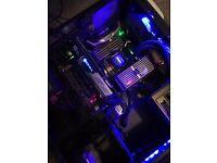 Best gaming desktop PC i7 gtx 1080 x299 motherboard