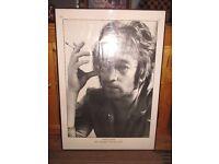 john lennon large picture the amagine session 1971