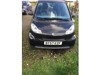 smart car for sale mot march 2018