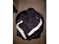 Dainese Textile and Leather motorcycle Jacket