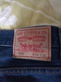 Levi Strauss men's jeans