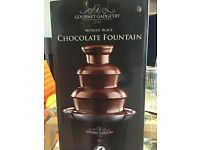 Chocolate Fountain - 500g to 1kg of chocolate
