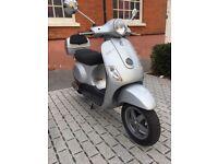2006 Vespa Lx 50cc - Silver £600