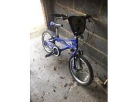 Kids bicycle 6+