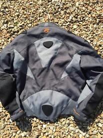 Axito Edge Adventure Motorbike Jacket Size XL
