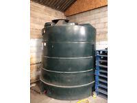 Bunded Oil Tank 5000ltrs