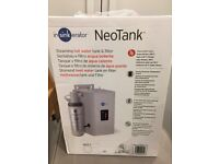 BRAND NEW hot and cold Tap tank and filter