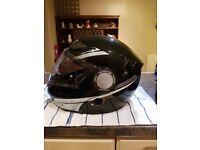 Givi x.08 Motorcycle Helmet. Like New.