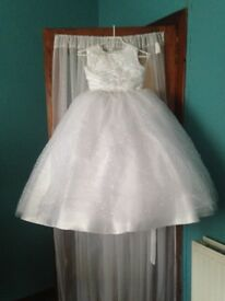 Beautiful communion dress