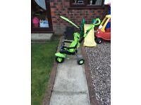 Children's smart trike , good condition 3 in 1