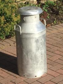 Milk churn 10 gallon