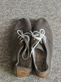Men's Boat shoes, size UK 11