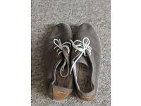 Men's Boat shoes, size UK 11