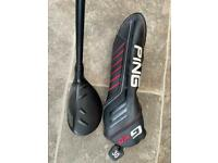 Ping G410, 6 iron Rescue club, Left handed