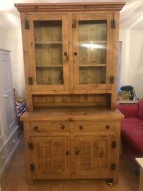 Reclaimed pine dresser