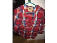 hooded Hollister shirts