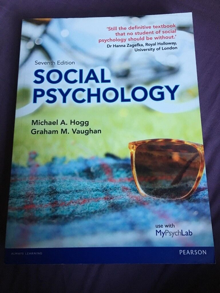 Social psychology 7th edition by ma hogg and gm vaughan social psychology 7th edition by ma hogg and gm vaughan collection only fandeluxe Gallery