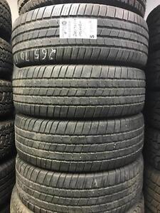 265/70/17  Michelin LtX