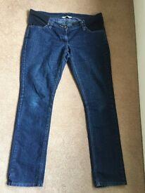 Maternity skinny jeans Dorothy Perkins size12