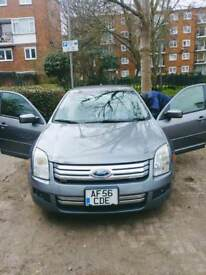 Left Hand Drive 2007 FORD FUSION.2.4L PETROL. AUTOMATIC 1 YEARS MOT-LHD