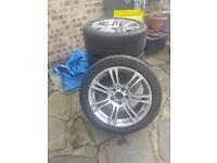 BMW 5 Series Alloys